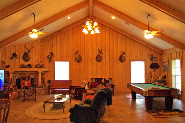 Lodge Interior (Click Here For Larger View)